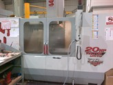 Haas VF5 with 4th axis