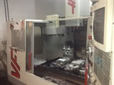 HAAS VF4 4th Axis