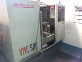 Bridgeport VMC500 with 4th Axis