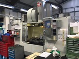 HAAS VM-3 5 Axis Machining Centre