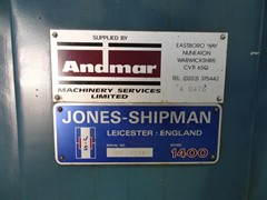 Jones & Shipman 1400 Surface Grinder