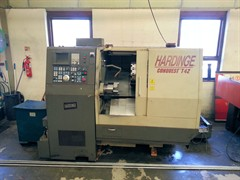 Hardinge Conquest 42 Twin Turret
