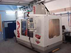 Haas VF3 c/w 5 Axis Table