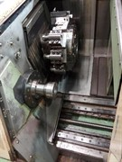 Mori Seiki DL-15MC Twin Turret/Twin Spindle CNC Lathe