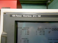 Cincinnati Arrow 500 with FANUC