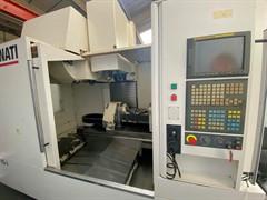 Cincinnati CFV5-I 5 axis vertical machining Centre (2007)