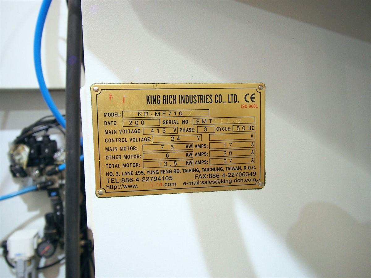 Xyz 710 Vmc Electrical Wiring X Y Z