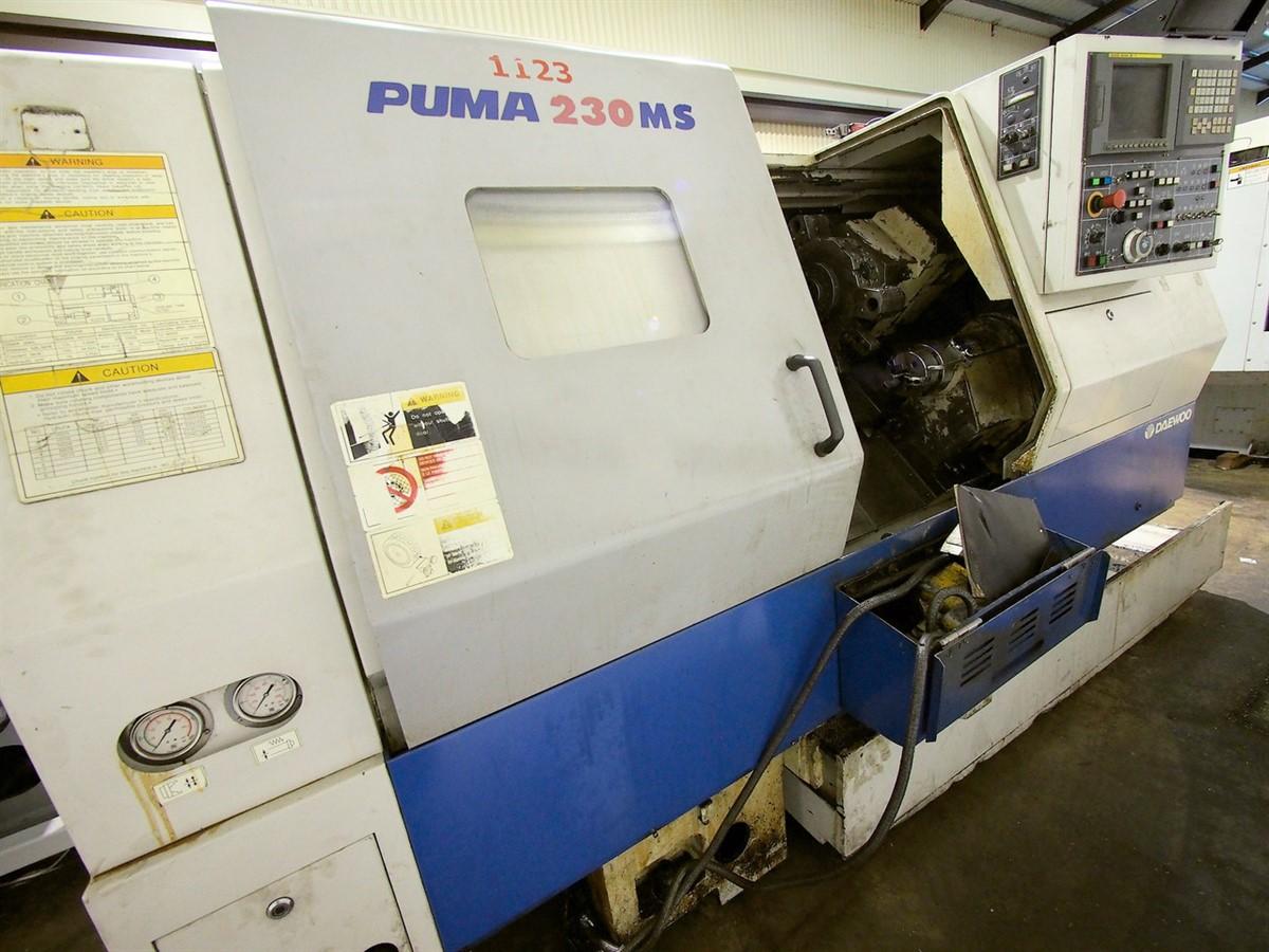 Daewoo PUMA 230MS ...